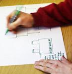 Sketching mental models