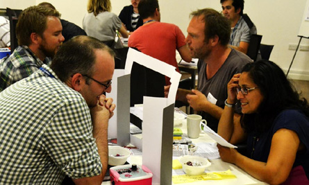 dConstruct 2011 workshop
